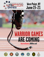 West Point Military Academy served as the hosting site of the 2016 Warrior Games. Photo courtesy of the US Army.